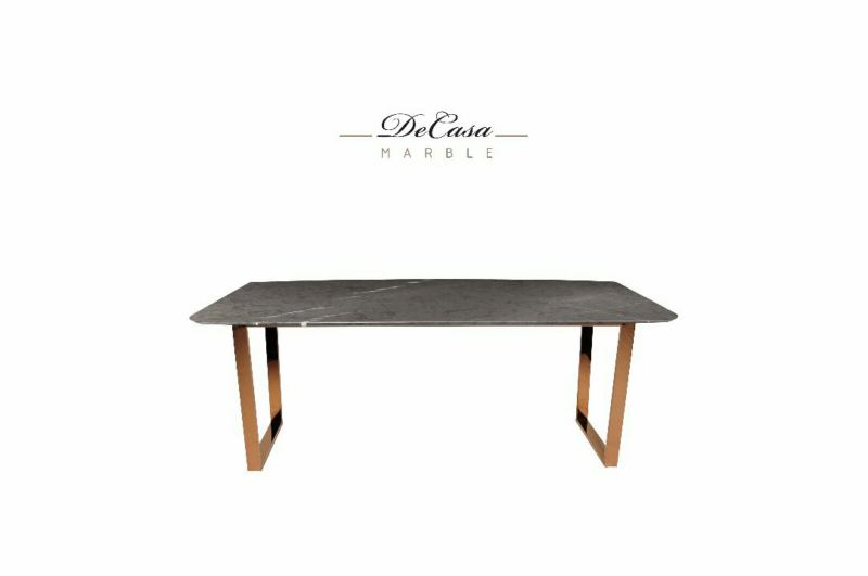 Grey Marble Dining Table  Marble Dining Table UK (United Kingdom) Supplier, Suppliers, Supply, Supplies | Decasa Marble