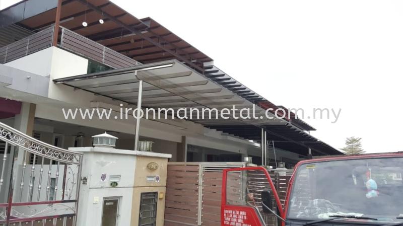 Polycarbonate Metal Work (Grill) Johor Bahru (JB), Skudai, Malaysia Contractor, Service | Iron Man Metal Work