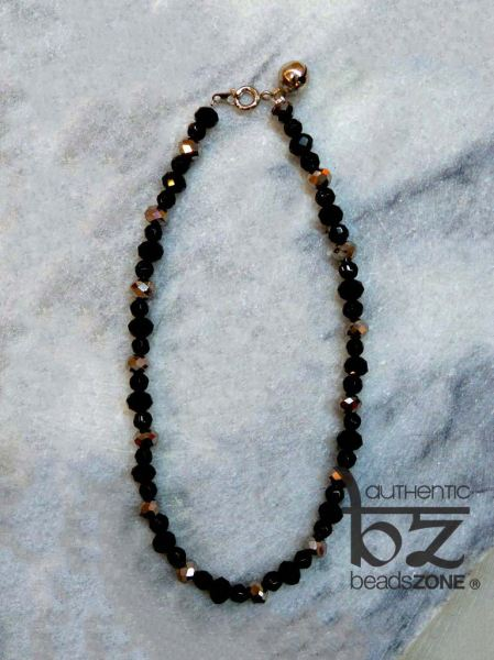 A189-367 Anklet Penang, Georgetown, Malaysia. Manufacturer, Supplier, Supply, Supplies | Guo Qiang Sdn Bhd (beadsZONE)