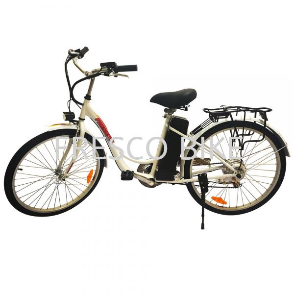 Electric Bicycle 26 Inch Classic  Electric Bicycle Kuala Lumpur (KL), Malaysia, Selangor, Pudu Supplier, Suppliers, Supply, Supplies   Fresco Cocoa Supply Plt