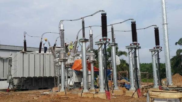 Sungai Siput, 132/33kV LSS Solar Plant Project Sungai Siput, 132/33kV LSS Solar Plant Project Selangor, Malaysia, Kuala Lumpur (KL), Klang Work, Project, Installation | GCG Electrical Engineering Sdn Bhd
