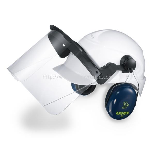 UVEX 9790  Uvex (Germany) Head Protection Johor Bahru (JB), Malaysia, Masai Supplier, Wholesaler, Supply, Supplies | TMG Pyramid Sdn Bhd