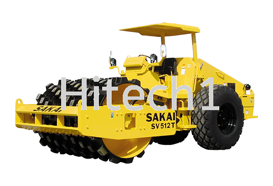 SV512T SV512 Series Roller Compactor Selangor, Malaysia, Kuala Lumpur (KL), Puchong Rental, Supplier, Supply | Hitech One Machinery Sdn Bhd