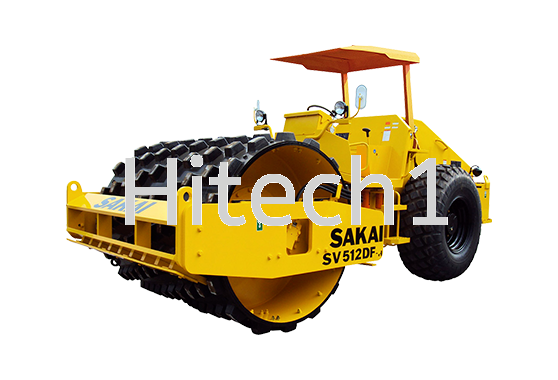 SV512DF SV512 Series Roller Compactor Selangor, Malaysia, Kuala Lumpur (KL), Puchong Rental, Supplier, Supply | Hitech One Machinery Sdn Bhd