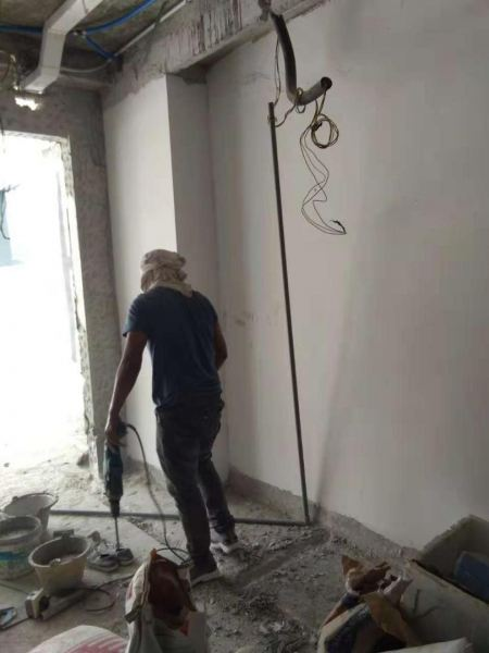 Construction Air Cond. Installation Air Conditioner Cleaning Service Construction Selangor, Malaysia, Kuala Lumpur (KL), Puchong Service, Contractor   Future Star Enterprise