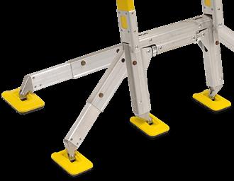 Branach Terrain Master Branach Safety Platform Ladder Selangor, Malaysia, Kuala Lumpur (KL), Shah Alam Supplier, Suppliers, Supply, Supplies | Safety Solutions (M) Sdn Bhd