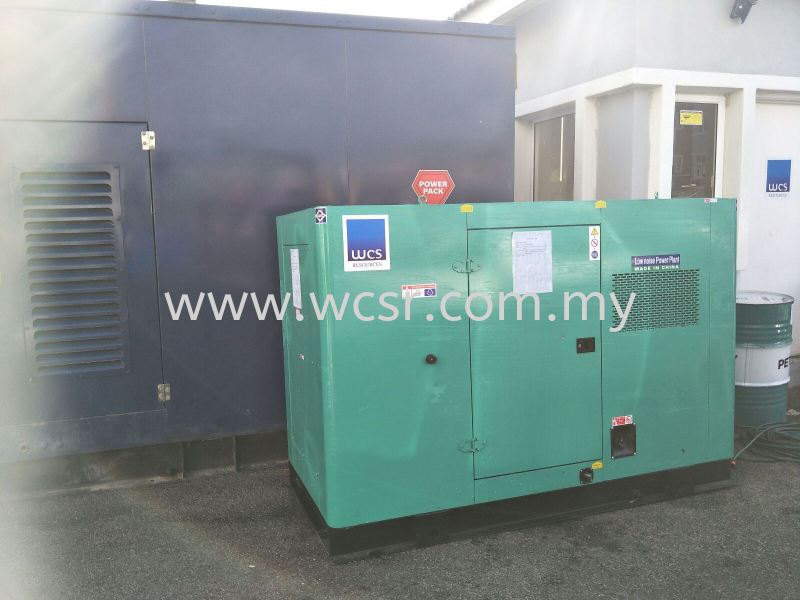 60 KVA Canopy Set CUMMINS Generator Set Johor Bahru (JB), Malaysia, Selangor, Kuala Lumpur (KL), Johor Jaya, Puchong Supplier, Suppliers, Supply, Supplies | WCS Resources Sdn Bhd
