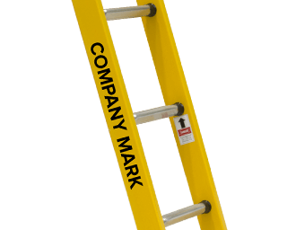 Company Mark (Extension and Single Ladder)