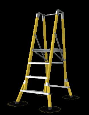 Branach CorrosionMaster Step Platform