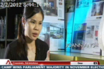 Feb 2012-CHANNEL NEWS ASIA - S.P.E.E.D Interior Design 101 Interview