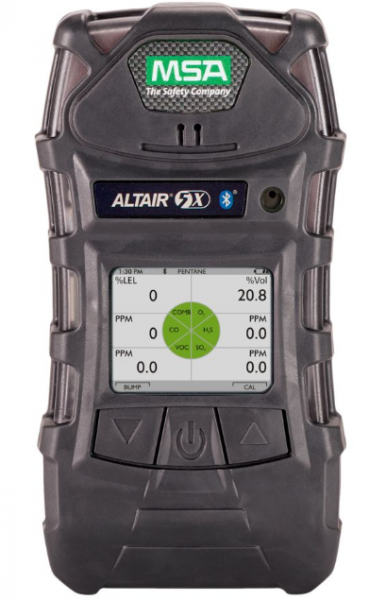 MSA Altair 5X Multigas Detector with VOC Multi-Gas Detectors Portable Gas Detectors Selangor, Malaysia, Kuala Lumpur (KL), Puchong Supplier, Suppliers, Supply, Supplies | Dynamic Safety Sdn Bhd