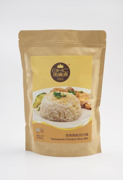 Traditional Hainanese Chicken Rice Mix Seasonings Malaysia, Kedah, Sungai Petani Supplier, Manufacturer, Supply, Supplies | Beh Kwang Chee Enterprise Sdn Bhd