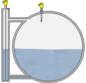 Level measurement and point level detection in the ammonia separator Chemical Vega Innovation Malaysia Supplier, Supply, Suppliers, Supplies | VG Instruments (SEA) Sdn Bhd