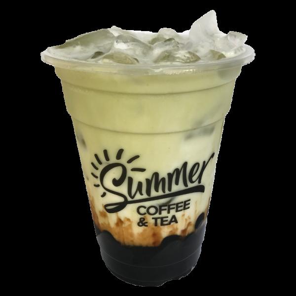 SUMMER BROWN SUGAR PEARL WITH MATCHA MILK TEA Melaka, Malaysia Shop, Franchise | Summer Tea
