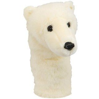 Daphne's Headcover - Polar Bear