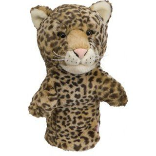Daphne's Headcover - Leopard