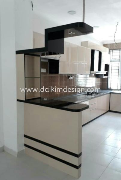Bar Counter 12 Bar Counter design Kulai Johor Bahru JB Design | Daikim Design