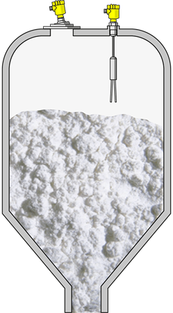 Level measurement and point level detection in alumina powder silos Mining and metal processing Vega Innovation Malaysia Supplier, Supply, Suppliers, Supplies   VG Instruments (SEA) Sdn Bhd