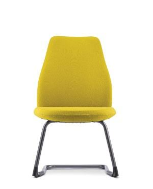 EV6413F-92E Visitor / Conference Chair Without Arm EVE OFFICE CHAIR OFFICE FURNITURE Kuala Lumpur (KL), Malaysia, Selangor, Cheras Supplier, Suppliers, Supply, Supplies   JFix Solutions Sdn Bhd
