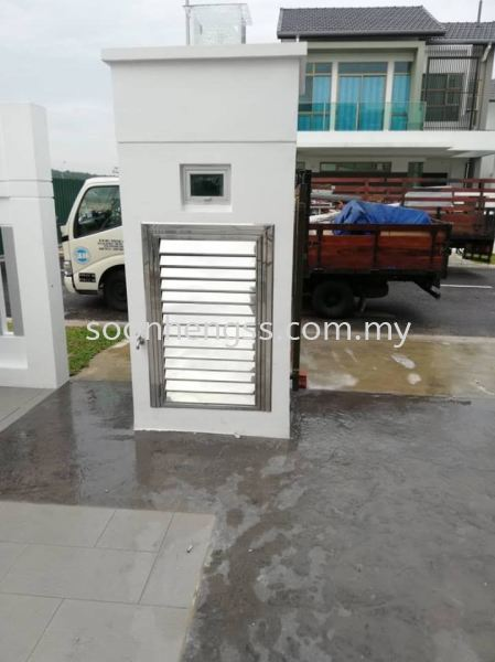 AMMETER STAINLESS STEEL Johor Bahru (JB), Skudai, Malaysia Contractor, Manufacturer, Supplier, Supply | Soon Heng Stainless Steel & Renovation Works Sdn Bhd