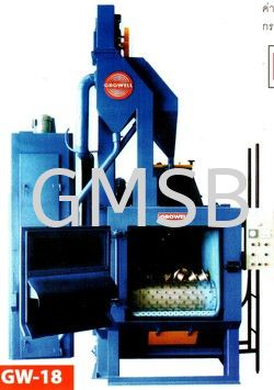 Tumble Blast Machine Fully Automated Blast Systems Malaysia, Negeri Sembilan, Nilai Supplier, Distributor, Supply, Supplies | GMSB Engineering Sdn Bhd