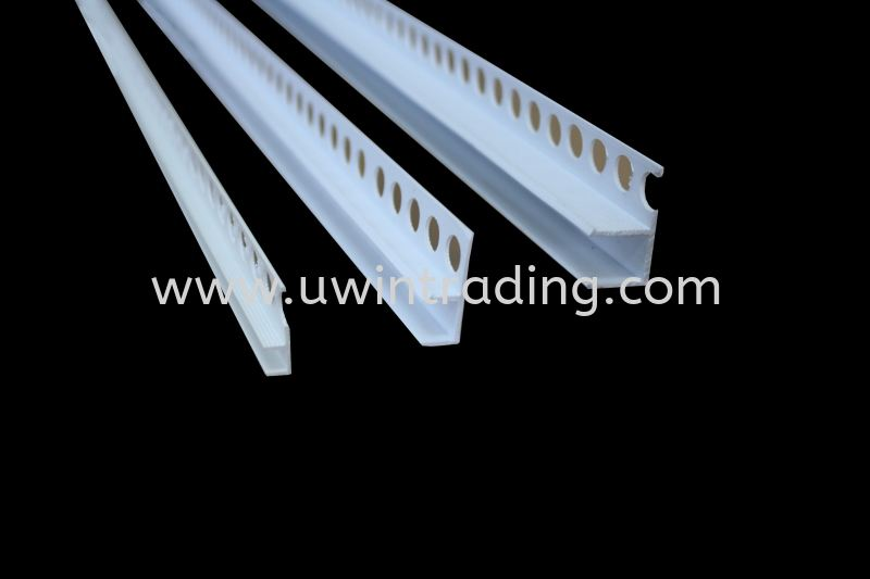 PVC Skirting Groove PVC Skirting Groove / Architrave Architectural Profiles Johor Bahru (JB) Malaysia, Indonesia, Philippines & Vietnam Supply, Supplier | U Win Trading & Supply Sdn. Bhd.