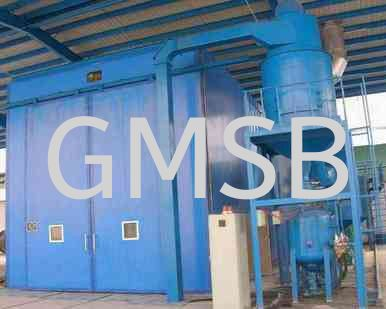 Blast Room W/ Floor Fully Recovery System Manually Operated Blast Systems Malaysia, Negeri Sembilan, Nilai Supplier, Distributor, Supply, Supplies | GMSB Engineering Sdn Bhd
