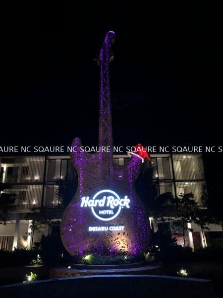 Christmas Decoration, Hardrock Hotel Event & Decoration Selangor, Malaysia, Kuala Lumpur (KL), Bandar Baru Sri Petaling Services, Design, Consultant | NC SQUARE SDN BHD