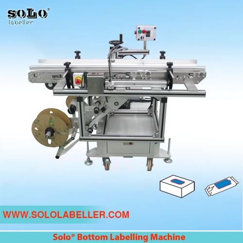 Bottom Labelling Machine
