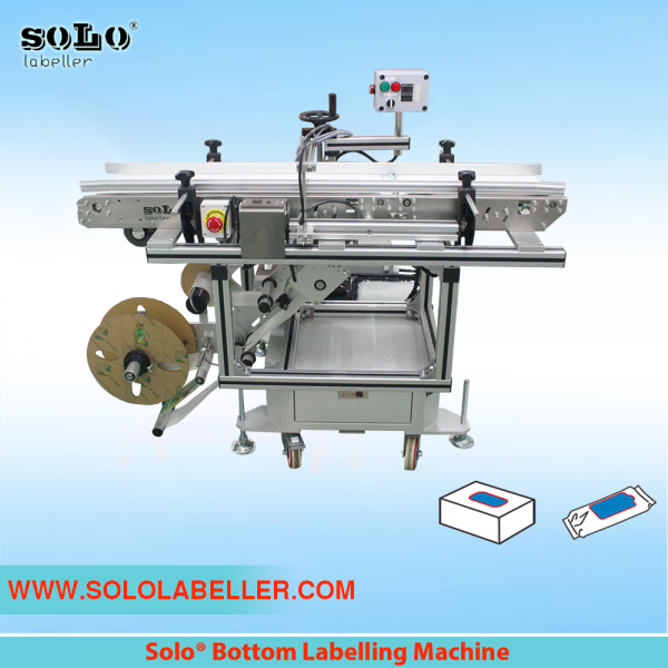 Bottom Labelling Machine Customized Labelling Selangor, Malaysia, Kuala Lumpur (KL), Puchong Machine, Manufacturer, Supplier, Supply | Solo Labelling Sdn Bhd