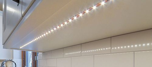 Do you know how ��Lighting�� can make a different to your Kitchen Cabinet?