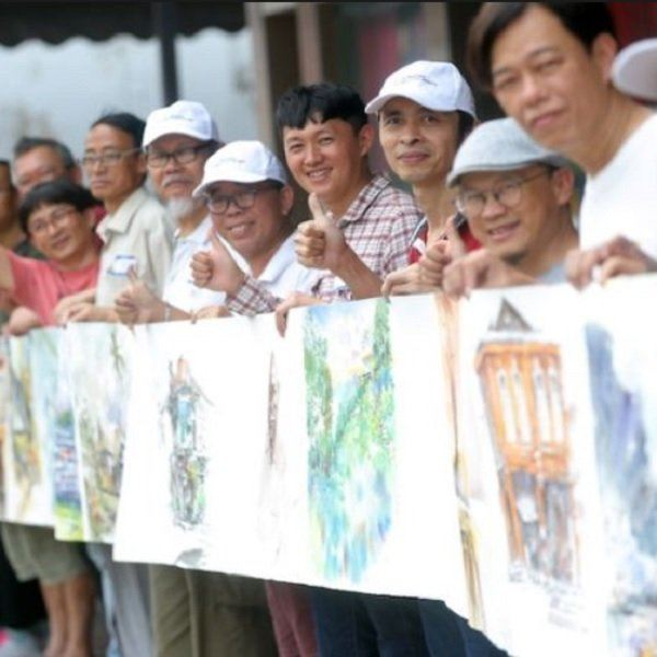 Perak tourism promotion takes on an art form TravelNews Malaysia Travel News | TravelNews
