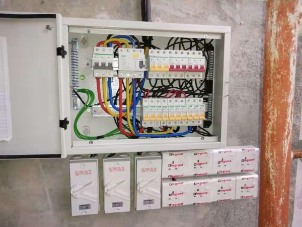 Contruction DB-Box Installation & Heavy Duty Power Point Electrical Installation, Troubleshooting & Repair Services Construction Selangor, Malaysia, Kuala Lumpur (KL), Puchong Service, Contractor   Future Star Enterprise