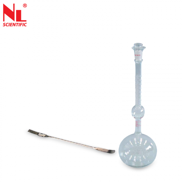 Le Chatelier Flask - NL 3017 X / 001 Cement & Mortar Testing Equipments Malaysia, Selangor, Kuala Lumpur (KL), Klang Manufacturer, Supplier, Supply, Supplies | NL Scientific Instruments Sdn Bhd