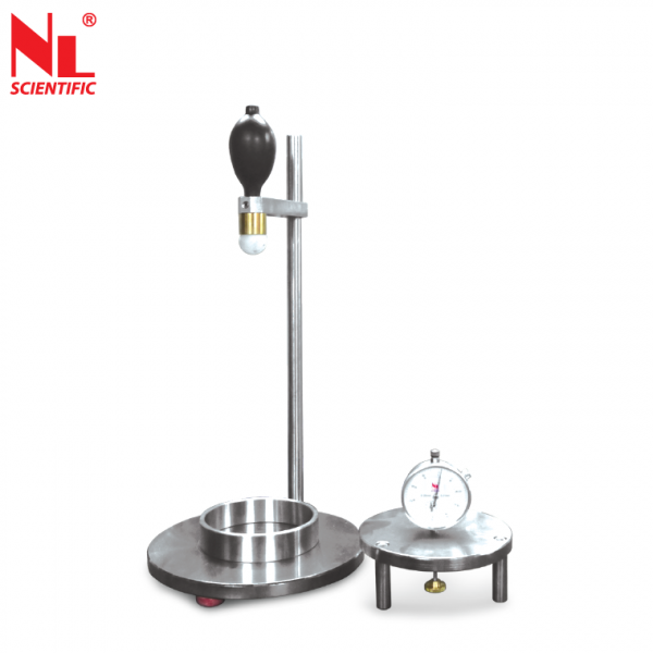 Dropping Ball Apparatus - NL 3002 X / 001 Cement & Mortar Testing Equipments Malaysia, Selangor, Kuala Lumpur (KL), Klang Manufacturer, Supplier, Supply, Supplies | NL Scientific Instruments Sdn Bhd