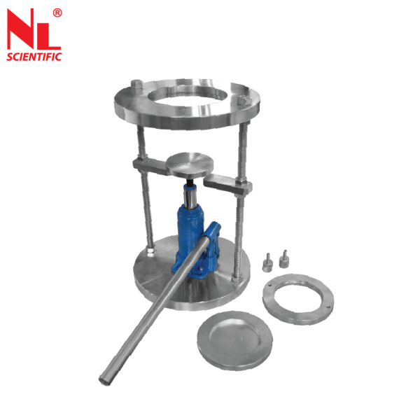 Universal Extruder - NL 5036 X / 004 Soil Testing Equipments Malaysia, Selangor, Kuala Lumpur (KL), Klang Manufacturer, Supplier, Supply, Supplies | NL Scientific Instruments Sdn Bhd