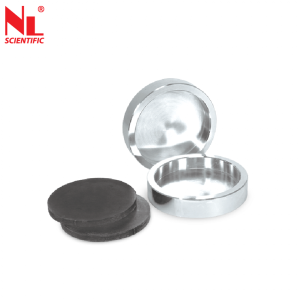 Unbonded Capping Pads and Retainers - NL 4000 X / 002 Concrete Testing Equipments Malaysia, Selangor, Kuala Lumpur (KL), Klang Manufacturer, Supplier, Supply, Supplies | NL Scientific Instruments Sdn Bhd