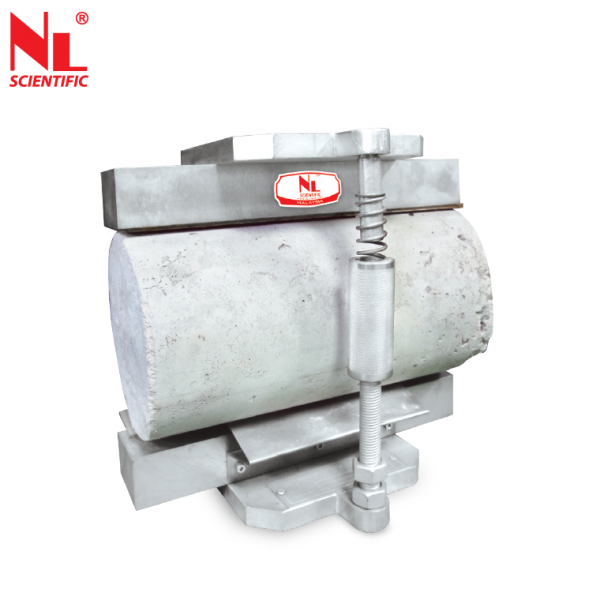 Splitting Tensile Device - NL 4012 X / 001 Concrete Testing Equipments Malaysia, Selangor, Kuala Lumpur (KL), Klang Manufacturer, Supplier, Supply, Supplies | NL Scientific Instruments Sdn Bhd