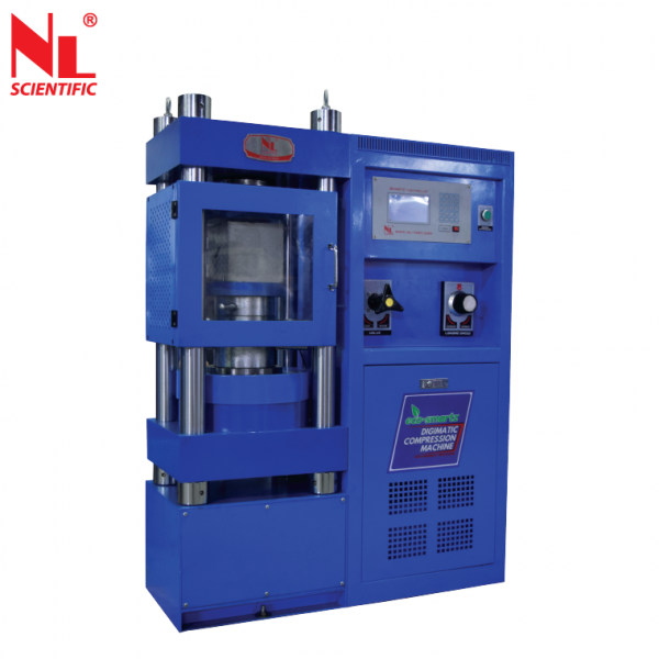 Concrete Compression Machine 2000kN- NL 4000 X / 032 Concrete Testing Equipments Malaysia, Selangor, Kuala Lumpur (KL), Klang Manufacturer, Supplier, Supply, Supplies | NL Scientific Instruments Sdn Bhd