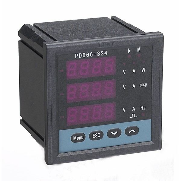 CHINT 3 PHASE DIGITAL MULTI FUNCTION METER PD666 Malaysia Thailand Singapore Indonesia Philippines Vietnam Europe USA Digital Panel Meter Panel Meter Kuala Lumpur (KL), Selangor, Damansara, Malaysia. Supplier, Suppliers, Supplies, Supply | Prima Control Technology PLT