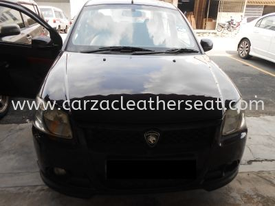 Proton Saga FLX Replace Steering Leather