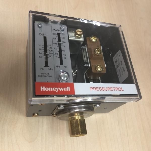 HONEYWELL PRESSURETROL CONTROLLER L404F1102 MALAYSIA Controllers HONEYWELL Selangor, Kuala Lumpur (KL), Shah Alam, Malaysia Supplier, Suppliers, Supply, Supplies   Headstart Technologies Sdn Bhd
