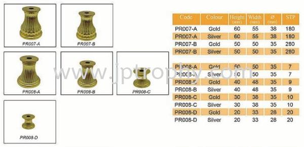 Plastic Trophy Component Johor Bahru (JB), Malaysia, Kluang, Bandar Baru Uda Supplier, Suppliers, Supply, Supplies   JAMSON & CO.