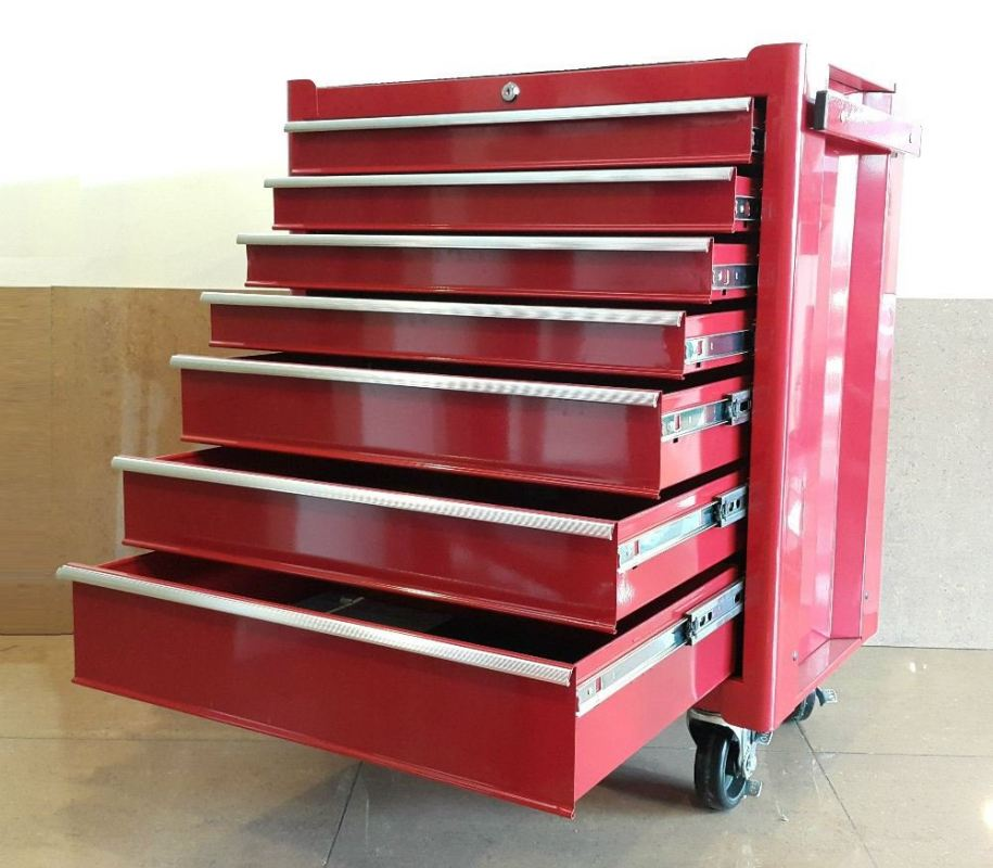 Heavy Duty 7Drawer Tool Cart ID30501