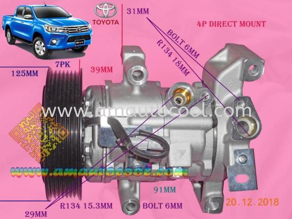 其他   Air-Cond Spare Parts Wholesales Johor, JB, 冷气零件批发 Testing Equipment | Am Autocool Electronic Enterprise