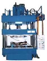 300 Ton Hydraulic Four Column Press HYDRAULIC PRESS MACHINE Selangor, Malaysia, Kuala Lumpur (KL), Puchong Supplier, Distributor, Supply, Supplies | Newton Hydraulics Sdn Bhd