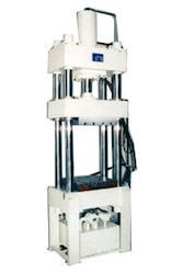 60 Ton Hydraulic Four Column Press HYDRAULIC PRESS MACHINE Selangor, Malaysia, Kuala Lumpur (KL), Puchong Supplier, Distributor, Supply, Supplies   Newton Hydraulics Sdn Bhd