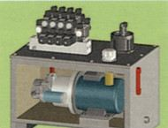Power Pack with Oil-Submersed Motor HYDRAULIC POWER UNITS HYDRAULIC SYSTEM Selangor, Malaysia, Kuala Lumpur (KL), Puchong Supplier, Distributor, Supply, Supplies | Newton Hydraulics Sdn Bhd