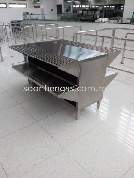 KITCHENWARE STAINLESS STEEL Johor Bahru (JB), Skudai, Malaysia Contractor, Manufacturer, Supplier, Supply | Soon Heng Stainless Steel & Renovation Works Sdn Bhd