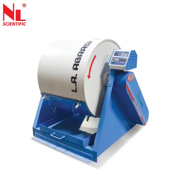 Los Angeles Resistance Abrasion Apparatus - NL 1008 X / 003 Bitumen & Asphalt Testing Equipments  Malaysia, Selangor, Kuala Lumpur (KL), Klang Manufacturer, Supplier, Supply, Supplies | NL Scientific Instruments Sdn Bhd